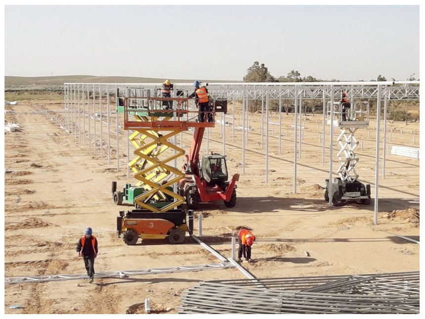 Desert joy 6 tunisia gabes turn key agrocare technical room glasshouse 8