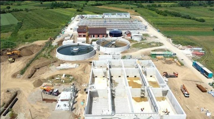 WASTEWATER TREATMENT PLANT IN KRUSEVAC
