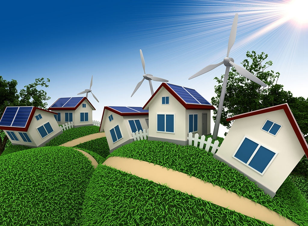 Green building = Ecological sustainability